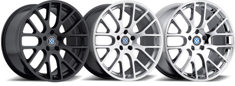 SPARTAN BMW WHEELS