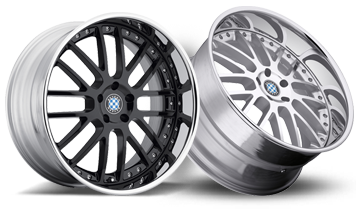 BMW Wheels by Beyern - Henne Three-Piece